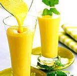 猕猴桃菠萝黄瓜汁