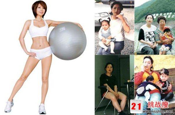 减肥的4个简单步骤